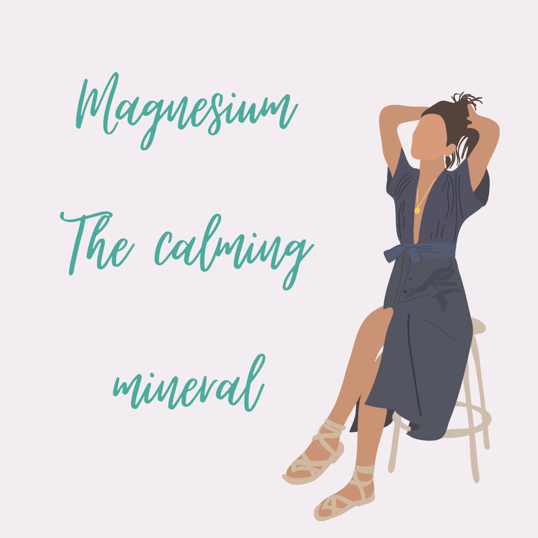 Read all about magnesium and magnesium deficiency